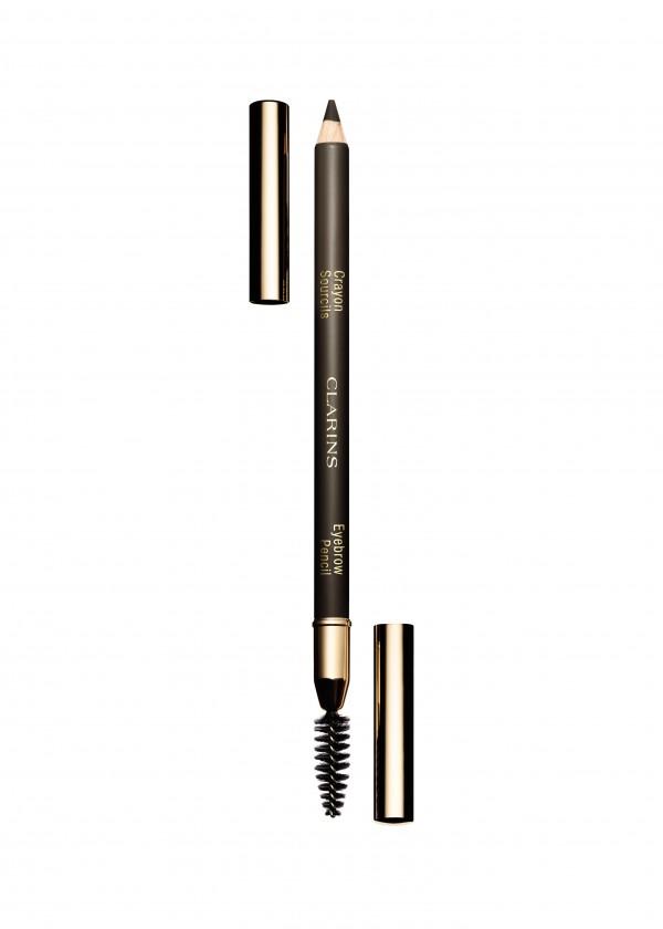 Clarins Eyebrow Pencil #01 Dark Brown